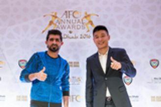 武磊:抓住机会能一年进20球 参加颁奖仪式已很开心