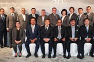 亚足联宣布2021年起亚冠扩至40队 女足亚洲杯也变