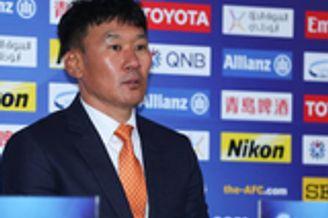 济州联主帅:没进球因运气不好 希望下次有好结果