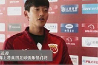 颜骏凌:胡尔克进世界波不奇怪 他那球太不可思议