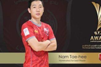 韩国脚压哈维获卡塔尔MVP 曾在亚冠破恒大球门