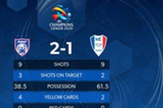 恒大亚冠一场未踢仍排第三 韩国球队两连败惨垫底