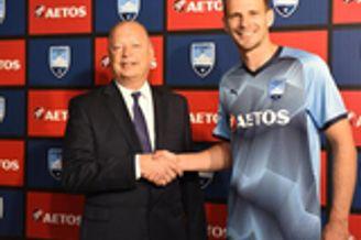 悉尼FC副队长曾效力舜天 依然记得有个后卫叫任航