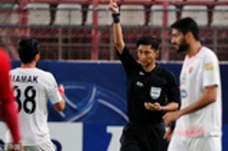 马宁吹罚亚冠决赛遭教练质疑:他的判罚在针对我们