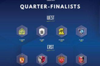 亚冠八强全部出炉:沙特三队晋级 中日对决重头戏