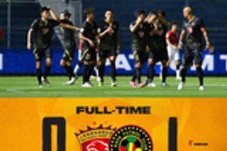 亚冠附加赛-上海海港0-1憾负菲律宾卡雅 无缘正赛