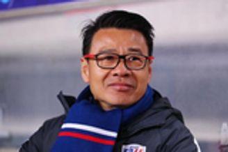 吴金贵:比赛艰苦满意平局 日本整体足球值得学习