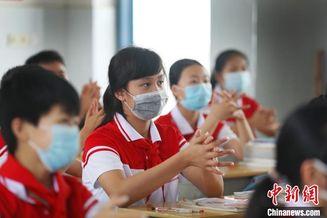 江西全省中小学生陆续返校学习