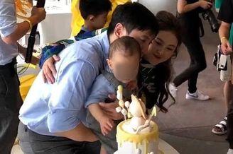 沈腾夫妻为儿子办周岁宴