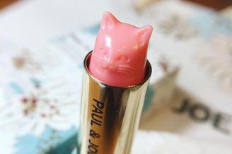 超可爱猫咪唇膏