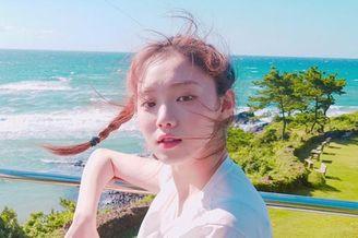 韩国少女李圣经的百变发型秘密