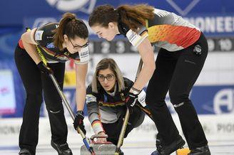 女子冰壶世锦赛德国10-5美国