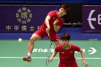 混合团体亚锦赛国羽5-0澳门
