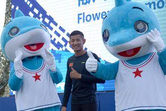 军运会潘玉程破世界纪录夺冠