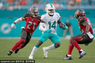 NFL坦帕湾海盗30-20迈阿密海豚