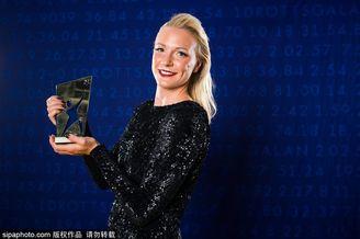 瑞典最佳女运动员颜值爆表
