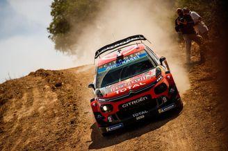 图集-直击WRC意大利撒丁岛站