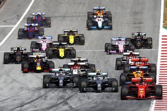 图集-F1奥地利站正赛