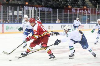KHL万科龙0-2不敌乌法