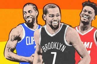 NBA官方东部最新实力榜