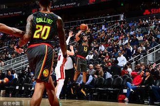 [NBA常规赛]热火106-97老鹰