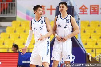 全运会预赛-北京84-58胜浙江