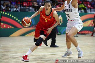 2017女篮亚洲杯-中国胜新西兰