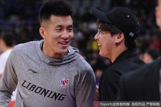 [第1轮]李易峰观战辽宁比赛