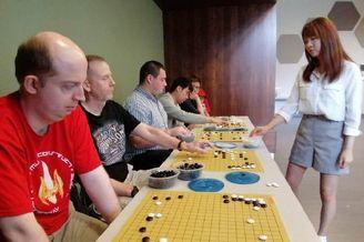 高清-加拿大围棋公开赛打响