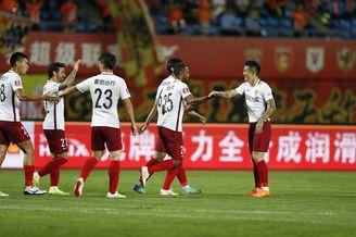 [新浪直击]北京人和0-2华夏