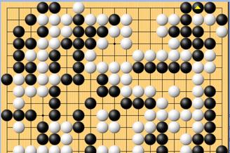 动图棋谱-倡棋杯八强战