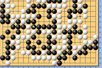 动图棋谱-名人战半决赛