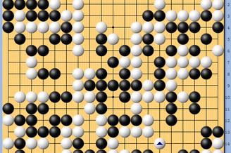 动图棋谱-个人赛第6轮