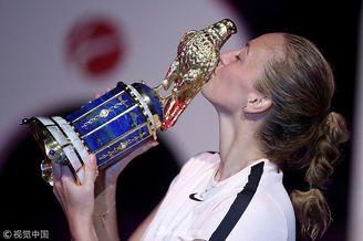 卡塔尔多哈公开赛科维托娃夺冠