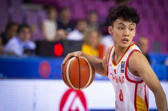 U19世界杯:中国57-106塞尔维亚