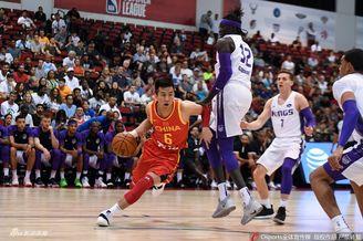 NBA夏季联赛:中国77-94国王