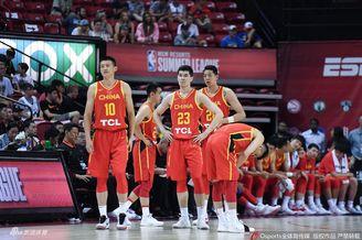 NBA夏季联赛:中国64-94太阳