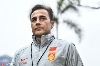 国足训练备战中国杯