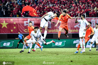 [热身赛]中国国奥0-0沙特国奥