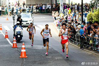 日本奥运资格选拔赛精彩瞬间