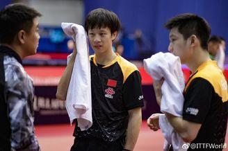 匈牙利赛樊振东林高远男双晋级