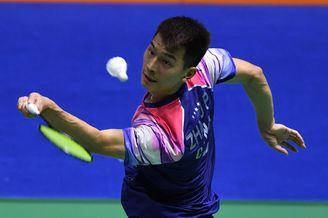 中国公开赛:赵俊鹏首轮遭淘汰