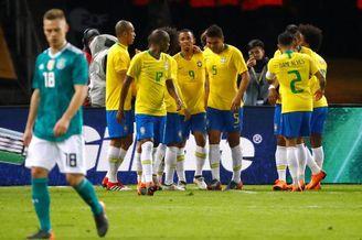 德国0-1巴西