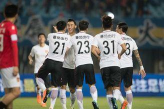 [足协杯]苏州东吴0-4华夏幸福