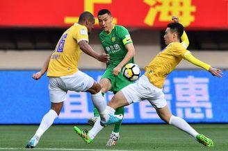 [足协杯]上海申鑫VS北京国安
