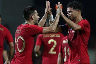 葡萄牙1-1克罗地亚