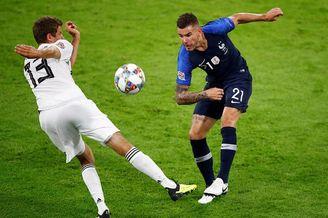 [欧国联]德国0-0法国