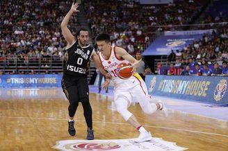 男篮世预赛:中国男篮88-79约旦