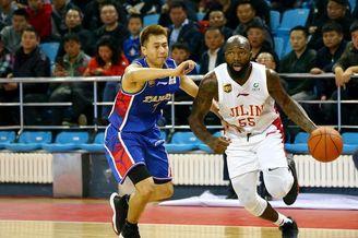 CBA第1轮:吉林108-89天津