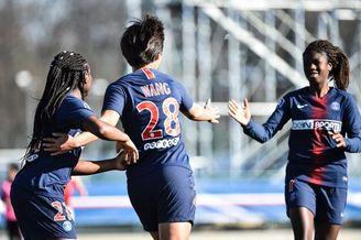 [法女甲]巴黎4-0弗勒里91